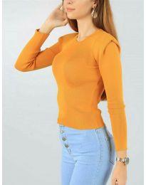 Bluza - cod 374 - portocaliu