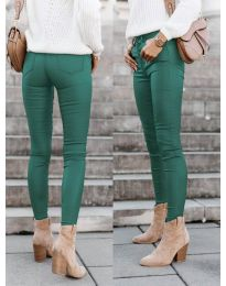 Pantaloni - cod 5052 - turcoaz