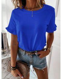 Tricou - cod 068 - cer albastru