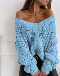 Bluza - cod 1637 - cer albastru