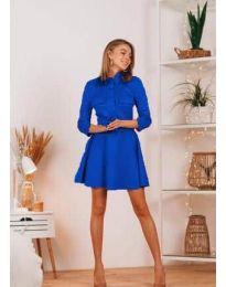 Rochie - cod 6619 - cer albastru