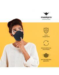 Mască - cod 014 - negru