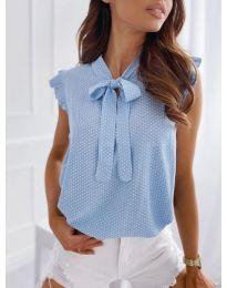 Bluza - cod 300 - albastru deschis