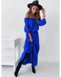 Rochie - cod 1317 - cer albastru
