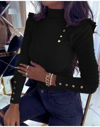 Bluza - cod 6566 - negru