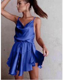 Rochie - cod 660 - cer albastru