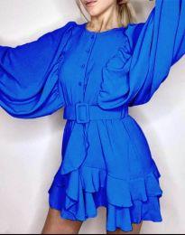 Rochie - cod 6299 - cer albastru