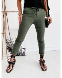 Pantaloni - cod 2020 - verde unt