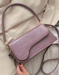 Geantă - cod B426 - violet