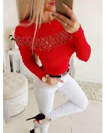 Bluza - cod 3511 - roșu