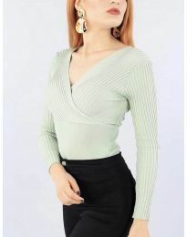Bluza - cod 6455 - mentă