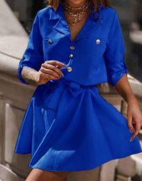 Rochie - cod 4950 - cer albastru