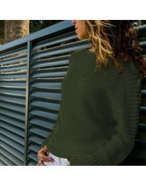 Bluza - cod 825 - verde unt