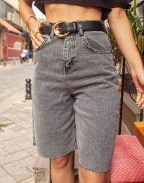 Pantaloni scurți - cod 2448 - 1 - gri