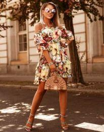 Rochie - cod 1402 - 2 - floral