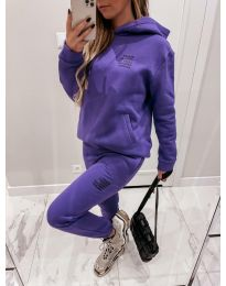 Echipament de sport - cod 4221 - violet