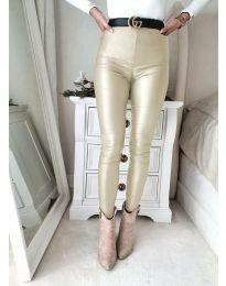 Pantaloni - cod 2789 - 4 - șampanie