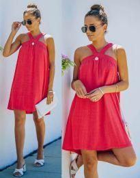 Rochie - cod 9103 - roșu