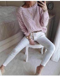 Bluza - cod 6182 - roz