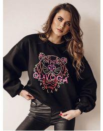 Bluza - cod 5956 - negru