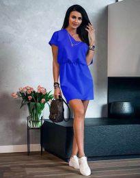 Rochie - cod 3214 - cer albastru