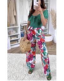 Pantaloni - cod 5950 - multicolor