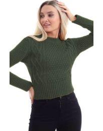 Bluza - cod 145 - verde unt