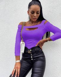 Bluza - cod 11601 - 7 - violet