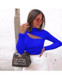 Bluza - cod 919 - cer albastru