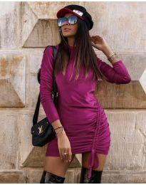 Rochie - cod 9545 - violet
