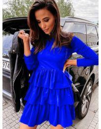 Rochie - cod 3109 - cer albastru