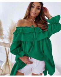 Rochie - cod 9865 - verde