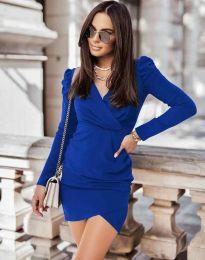 Rochie - cod 0951 - cer albastru