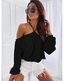 Bluză pentru femei în culoare negru - cod 6561