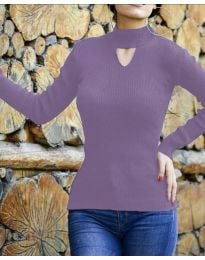 Bluza - cod 5191 - violet