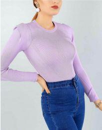 Bluza - cod 374 - violet deschis