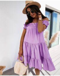 Rochie - cod 805 - violet