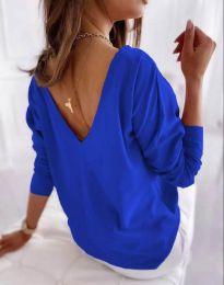 Bluza - cod 5173 - 1 - cer albastru