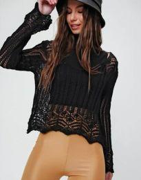 Bluza - cod 2744 - negru