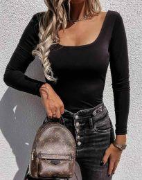 Bluza - cod 4833 - negru