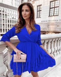 Rochie - cod 0545 - cer albastru
