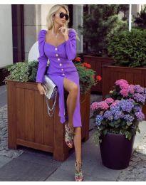 Rochie - cod 4418 - violet