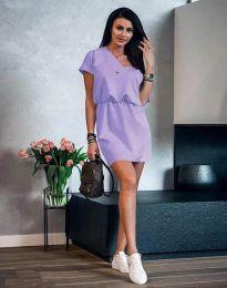 Rochie - cod 3214 - violet deschis