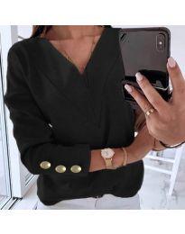 Bluza - cod 0990 - negru