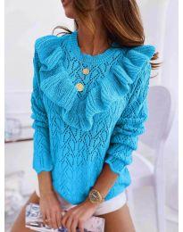 Bluza - cod 790 - cer albastru