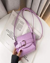 Geantă - cod B500 - violet