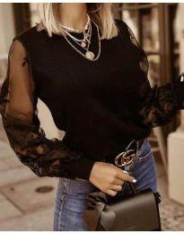 Bluza - cod 4210 - negru