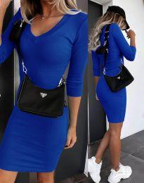 Rochie - cod 7592 - cer albastru
