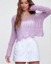 Bluza - cod 2744 - violet