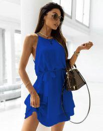 Rochie - cod 9968 - albastru închis